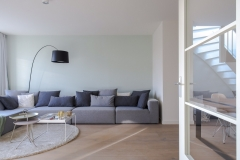 Vloerenkwartier planken appartement Amsterdam 2